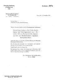 Entwurf eines Gesetzes zu dem Fünften Berichtigungs - Deutscher ...
