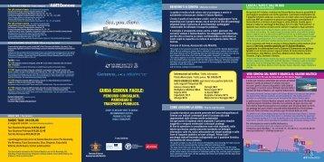 GUIDA GENOVA FACILE: - Genoa