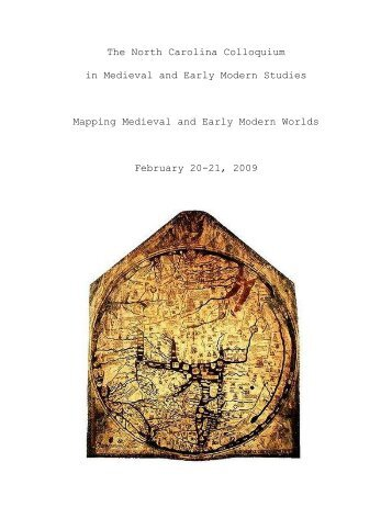 From medieval Beatine maps and Genoese nautical charts to ...