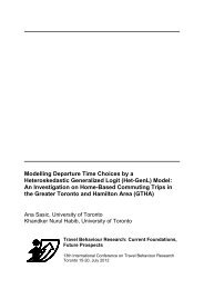 Modelling Departure Time Choices by a Heteroskedastic ...