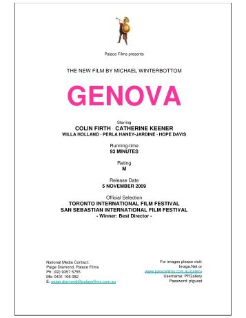 GENOVA - Thecia