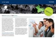 Factsheet Xpert.ivy - Soreco Publica AG