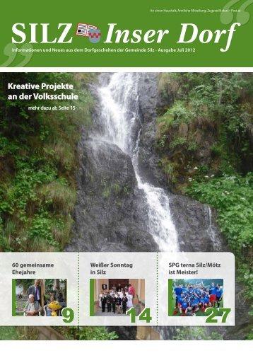 2,37 MB - Gemeinde Silz - Land Tirol