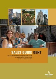 SALES GUIDE GENT - Flandry