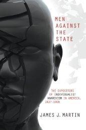 Men Against the State - Ludwig von Mises Institute