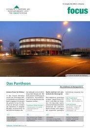 Das Pantheon - Schmutz und Partner AG