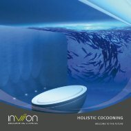 HOlIStIC COCOONING - Spa Consulting