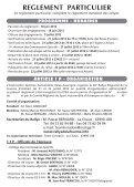 reglement - Rallye Régional de la Fourme - Page 2