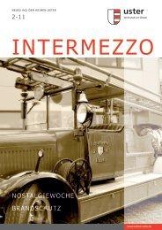 iNtermezzo - Heime der Stadt Uster