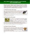 Dossier de Presse 2012 - Volailles Fermières d'Auvergne - Page 6