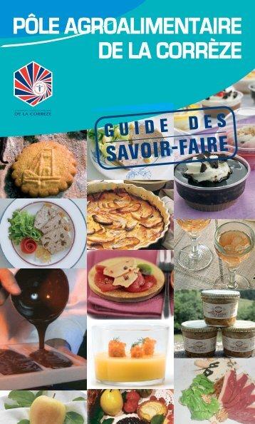 Guide des Savoir-Faire - CCI de - Corrèze