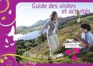 Mise en page 1 - Terres Dômes Sancy Office de tourisme