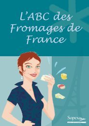 L'ABC des Fromages de France - French Cheese