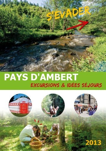 Office de Tourisme du pays d'Ambert