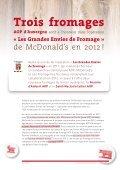 Les Grandes Envies de Fromage - Mc Donalds - Page 2