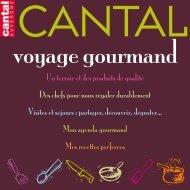 Voyage gourmand - Cantal Auvergne