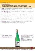 Verrine légère à la fourme d'Ambert, poires - Nicolas - Page 2