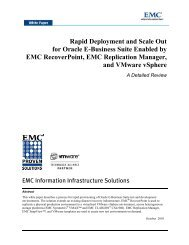 Rapid Deployment and Scale Out for Oracle E-Business Suite ...