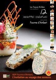 Fourme d'Ambert - Les Toques Brûlées