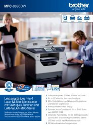 Brother MFC-8890DW - Drucker - Fax
