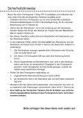 Die Fax- und Telefonkombination T-Easy FP110. Einfach ... - Telekom - Seite 2