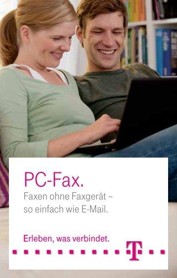PC-Fax der Telekom