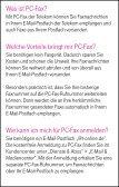 PC-Fax der Telekom - Seite 2