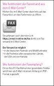 PC-Fax der Telekom - Seite 3
