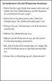 PC-Fax der Telekom - Seite 6
