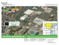 OFFERING MEMORANDUM Fayette Drive Development ...
