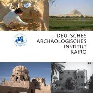 Broschüre (deutsch) (708 KB) - Deutsches Archäologisches Institut