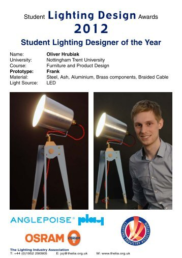 Download Now - The Lighting Association