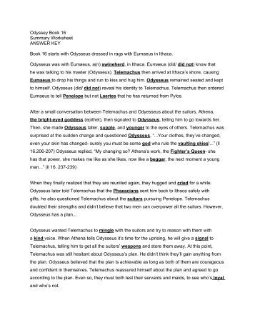 the odyssey study guide books 9 16 research paper academic service rh rqcourseworkiply 100ideasok us the odyssey study guide answer key book 1 odyssey study guide answer key test