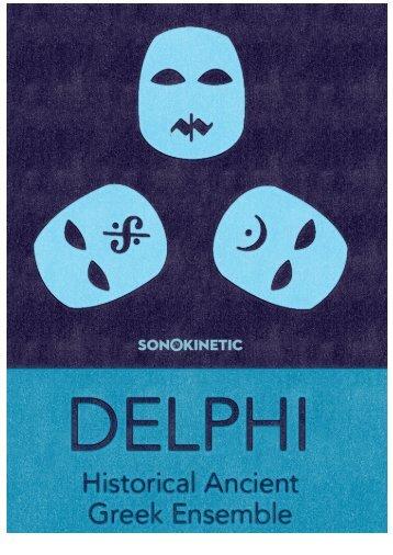 Sonkinetic's Delphi Reference Manual PDF - Alexander Publishing