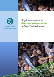 Index 1: Taxa listed alphabetically by common name - These are not ...