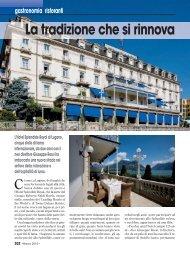 Lo 'Star Diamond' a Giuseppe Rossi - Hotel Splendide Royal Lugano