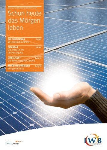 Magazin - IWB Industrielle Werke Basel