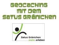 5 Millionen Geocacher