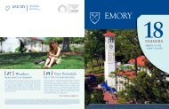 18reasons - Emory University