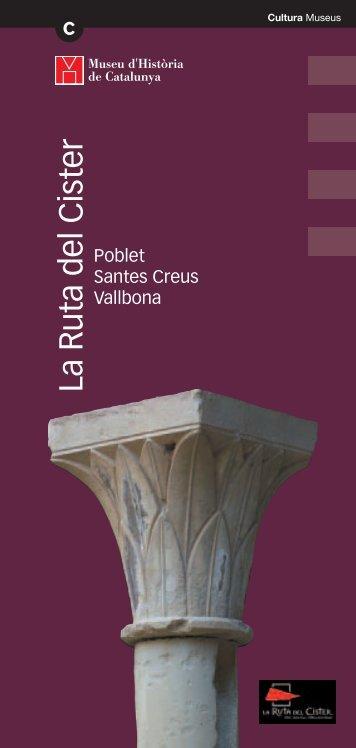 Cister Tripa.Angl.s - Museu d'Història de Catalunya
