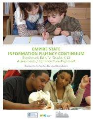 Empire State Information Fluency Continuum - New York City ...