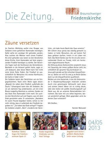 BSFK - Die Zeitung - 02/2013