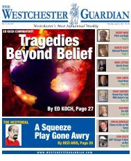 A Squeeze Play Gone Awry - Westchester Guardian