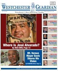 August 30, 2012 - Westchester Guardian
