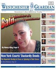 New York Courts' Dastardly Deeds - Westchester Guardian