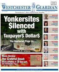August 23, 2012 - Westchester Guardian