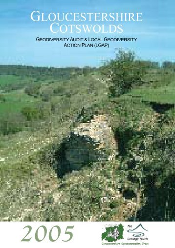 Download a pdf of the Gloucestershire Cotswolds LGAP