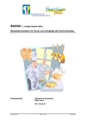 B A D O K - Hotel & Gastro Union
