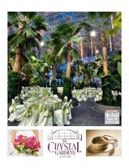 Crystal Wedding Package - 2012 v2 - Crystal Gardens