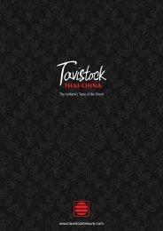 Please click here to view our Latest Tavistock's ... - Tavistock Leisure